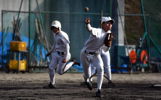 土佐高校のボールを使った実践中心のメニュー(後編)