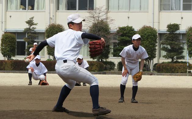 野球部 - 埼玉県立与野高等学校