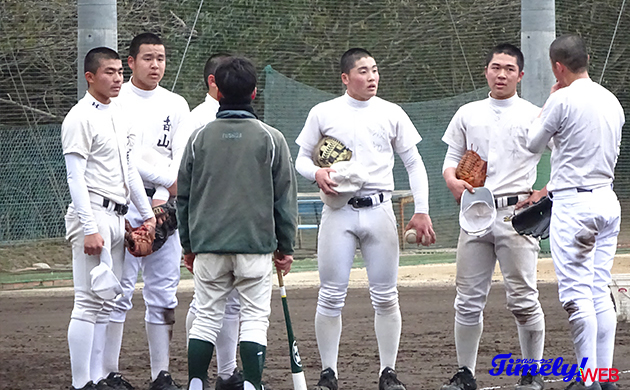 高校 部 野球 学舎 松 二