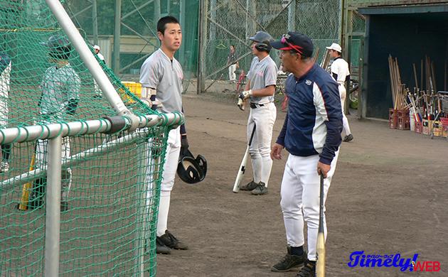 市立川越高校 野球部