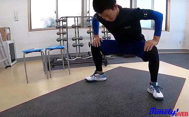 【自宅で簡単トレーニング!】野球の動きに直結する『股関節内外旋』